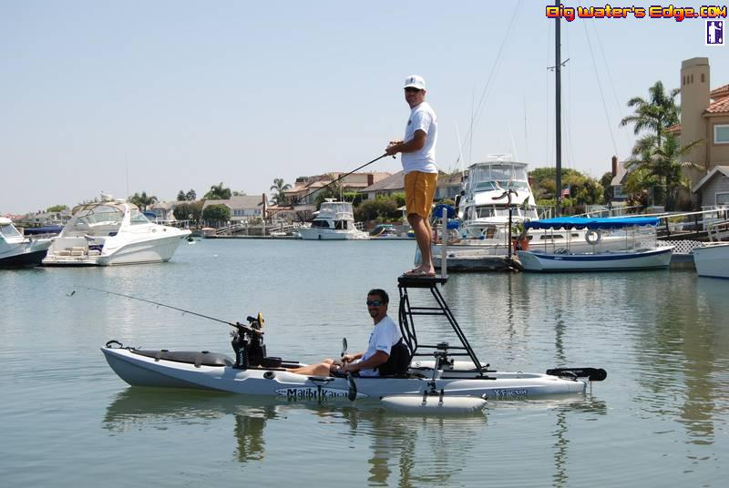 Australian kayak fishing forum view topic standing in for Best stand up fishing kayak