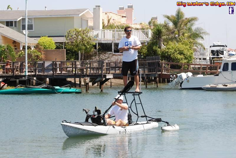 John markes next how to make a livewell for a kayak for Fishing kayak with livewell