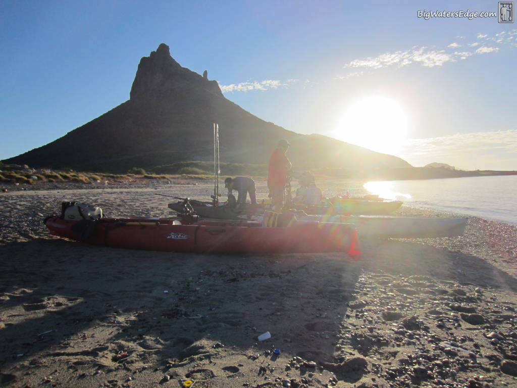 3 days in san carlos mx kayak fishing adventures on big for San carlos mexico fishing