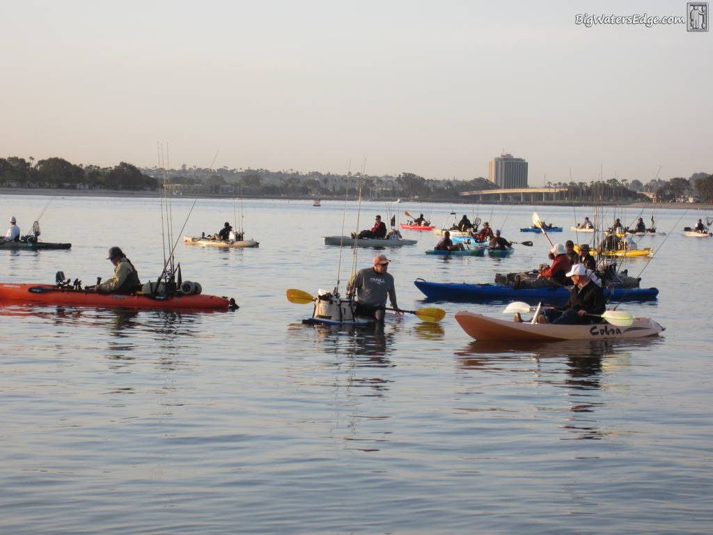 Oex mission bay tournement results all kayak fishing forums for Kayak fishing forum
