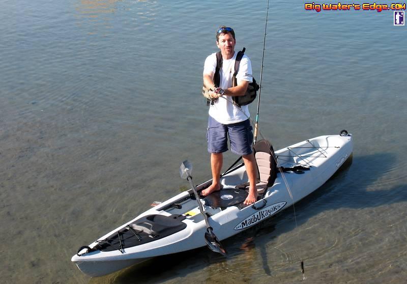 Malibu kayaks stealth 14 all kayak fishing forums for Fishing kayak with livewell