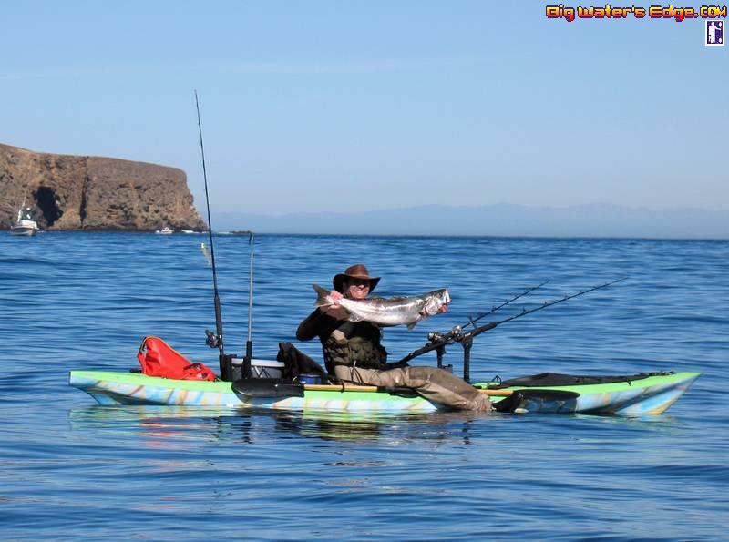 Santa barbara island 6 pack mothership page 2 kayak for Santa barbara fishing charters