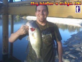 What works at santa fe dam for Santa fe dam fishing