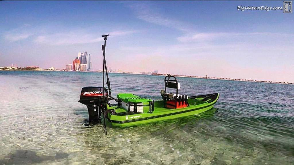 Kayak fishing adventures on big water s edge h skiff for 13 fishing a3