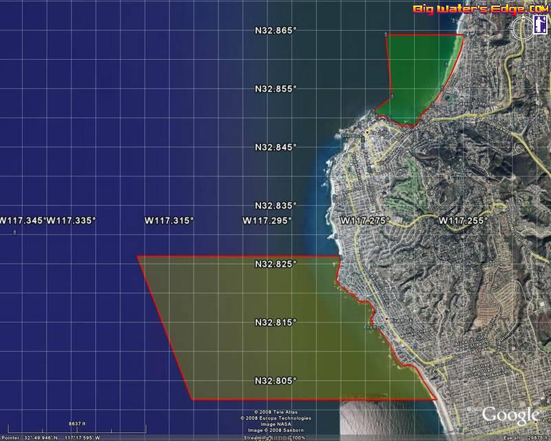 Mlpa reserve process coming to socal in 2008 page 3 for La jolla fishing