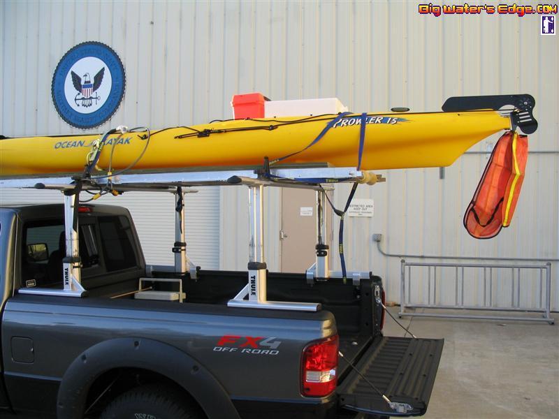 16 Yak Transport Pick Up Truck Kayak Fishing Adventures