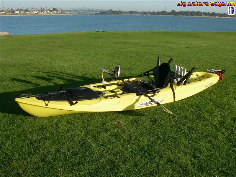 Stealth 14 for sale fully loaded kayak fishing for Fishing kayaks for sale near me