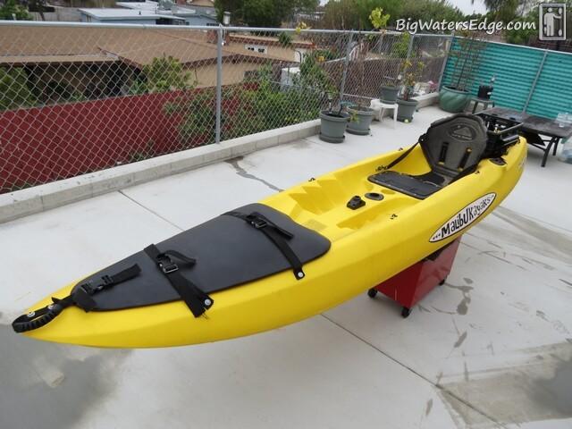 malibu pro explorer fishing kayak review