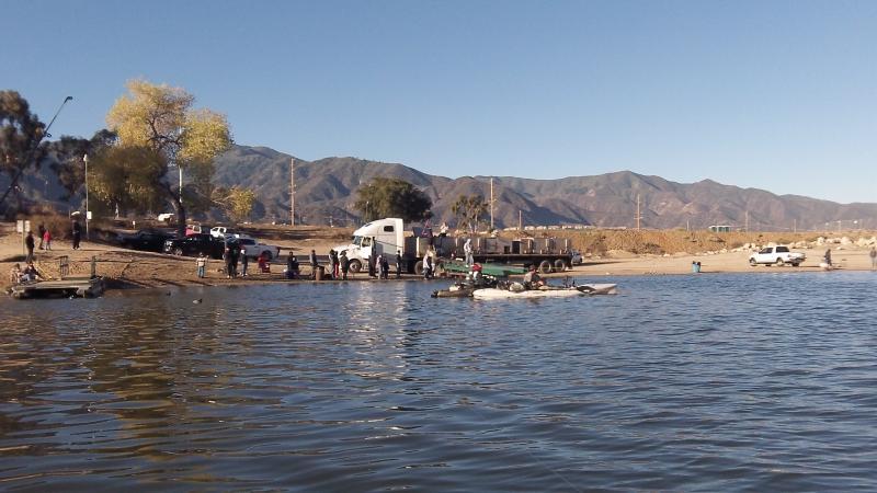 Corona lake report kayak fishing adventures on big water for Corona lake fishing